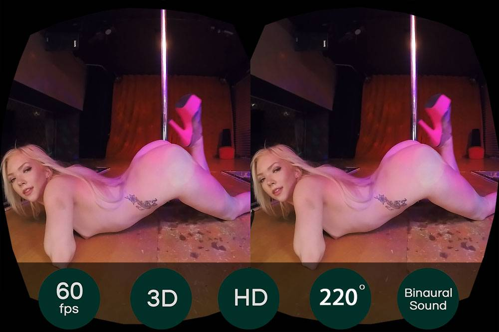 Private Dancer: Heather Heavens
